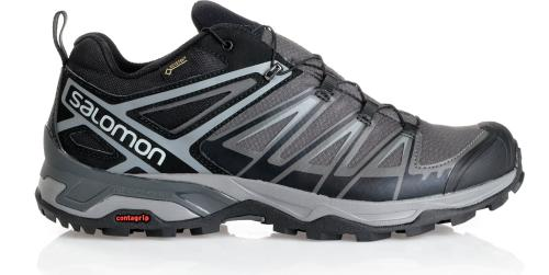 ff7f0155 Salomon Buty męskie X Ultra 3 GTX Black/Magnet/Quiet Shade r. 42