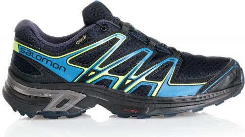 Salomon Buty męskie Wings Flyte 2 GTX Night Sky/Snorkel Blue r. 42 (400708)