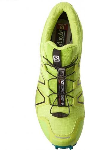 Salomon Buty męskie Speedcross 4 limonkowo czarne r. 42 23 (400779)