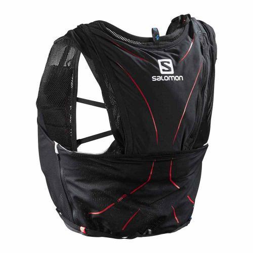 74ac03c17b17f Salomon Plecak sportowy Adv Skin 12L Set czarny r. XL w Sklep-presto.pl