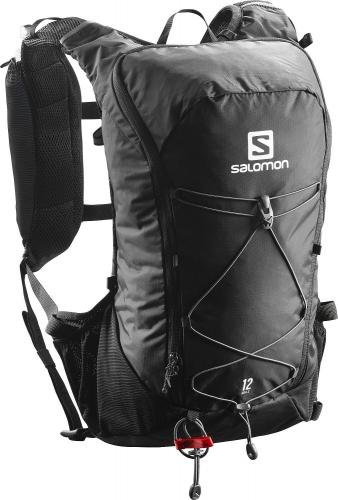 f16bc79a82ff9 Salomon Plecak sportowy Agile 12L Set czarny r. O/S