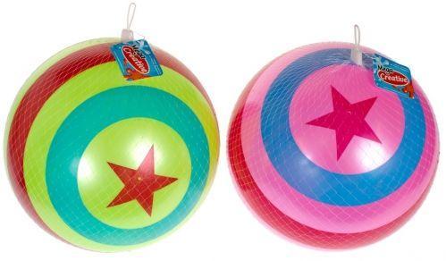 MEGA CREATIVE Kolorowa piłka  (C710)
