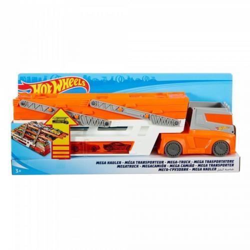 Mattel  Hot Wheels : Mega Transporter (FTF68)