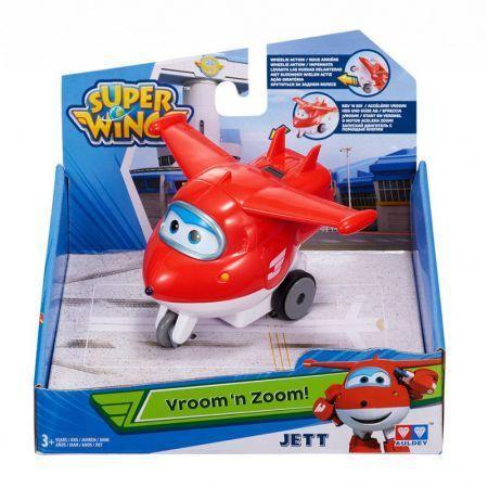 Cobi Super Wings. Pojazd JETT (269526)