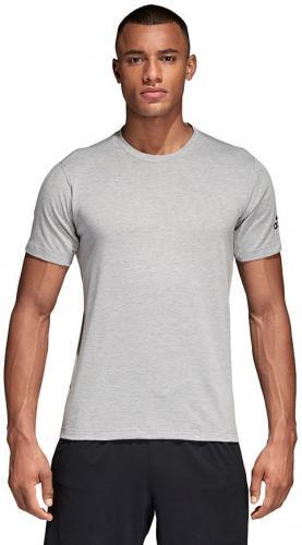 Adidas Koszulka męska Free Lift Prime szara r. M (CE0884) do porównania ID produktu: 1768584