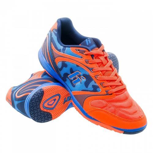 3ae361e6 Huari Buty piłkarskie EDINSON IC orange/navy/lake blue r. 41