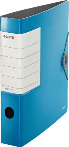 Segregator Leitz 180° Active Solid dźwigniowy A4 62mm jasnoniebieski (11130030)