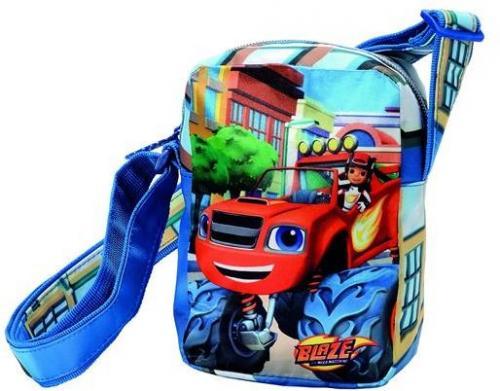 8e1d5c636ff23 Coriex Torba Blaze i Mega Maszyny niebiesko-czerwono-zielona (N95293)