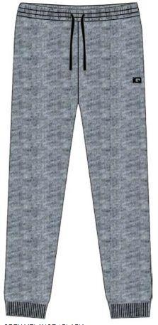 b44fd74d478774 IQ Spodnie męskie Notar Grey Melange/ Black r. XXL w Sklep-presto.pl