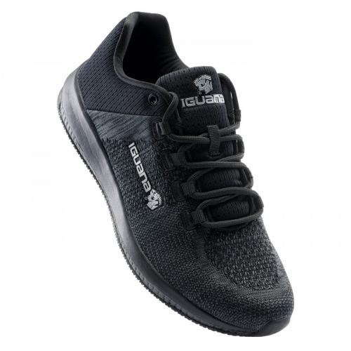 IGUANA Buty męskie Decatis black/dark grey r. 45