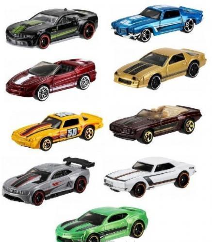 Mattel HW Samochodzik 50 rocznica Premium p10 (FKV70)