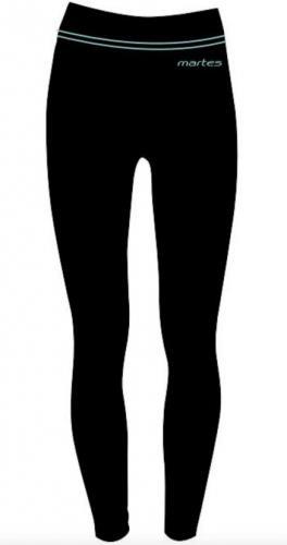 Martes Spodnie damskie LADY KIM Black r. L