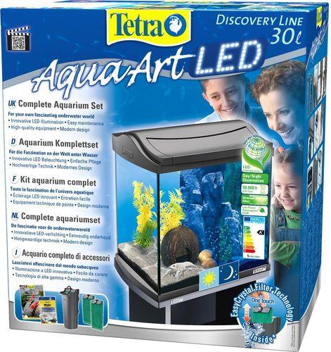 Tetra Tetra AquaArt Discovery Line Shrimps Aquarium Compl - Tetra AquaArt Discovery Line Sh