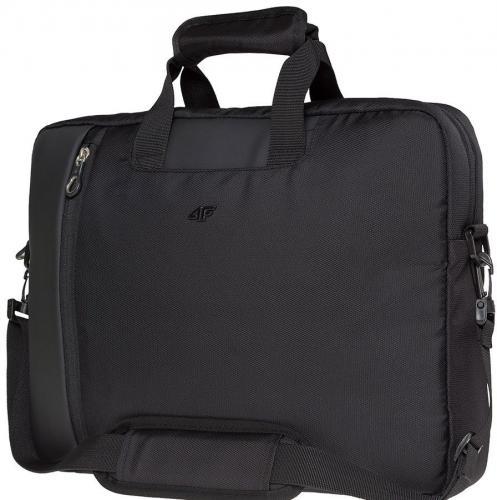 4f Torba na ramię na laptop H4L18-TRU001 21S czarna