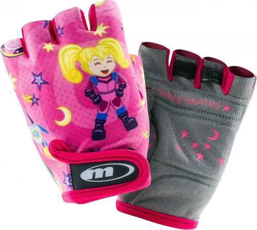 MARTES Rękawiczki Space Girl różowe r. XS