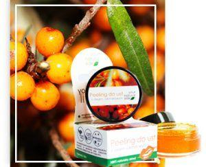 Your Natural Side Peeling do ust z olejem rokitnikowym 10 ml