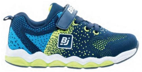 BEJO Buty Juniorskie Boisi JR Navy/Lime r. 28
