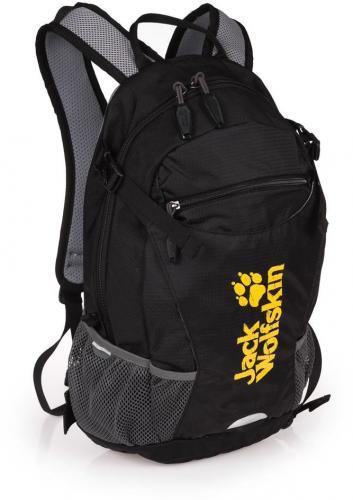 Jack Wolfskin Plecak turystyczny Velocity 12L Black (2004961-6000)