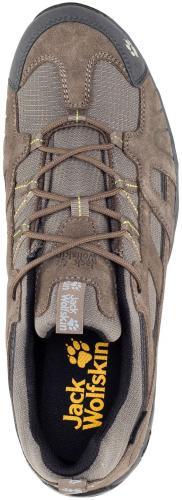 Jack Wolfskin Buty męskie Hike Texapore Men Flashing Green r. 43 (4011381 4088) do porównania ID produktu: 1787684