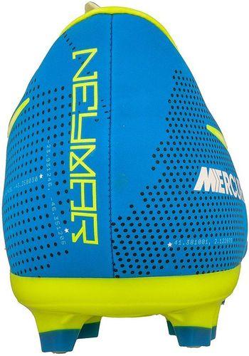 Buty piłkarskie Nike Mercurial Victory Vi Njr Fg Jr 921488 400 niebieskie niebieski
