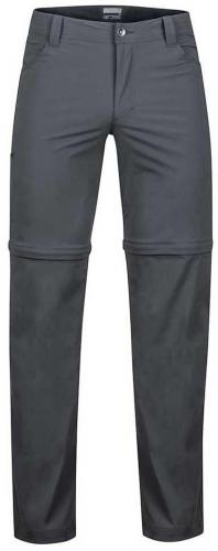 Marmot Spodnie męske Transcend Convertible Marmot r. 34 szare (43650-1440)