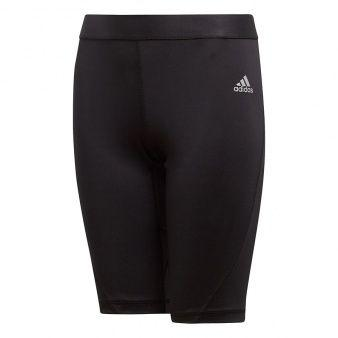 Adidas Spodenki ASK Short Tight  czarne r. 164 cm (CW7350)