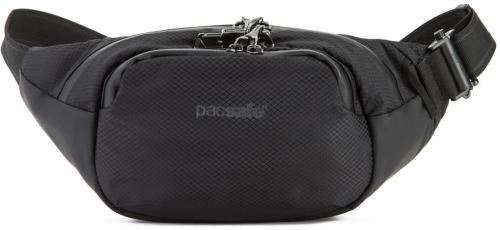 Pacsafe Biodrówka antykradzieżowa Venturesafe X czarna (PVE60500100)