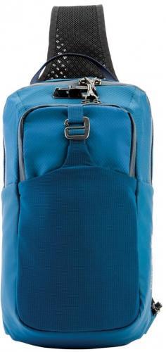 Pacsafe Saszetka nerka antykradzieżowa Venturesafe X sling pack niebieska (PVE60505626)