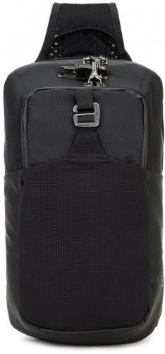 Pacsafe Saszetka nerka antykradzieżowa Venturesafe X sling pack czarna (PVE60505100)