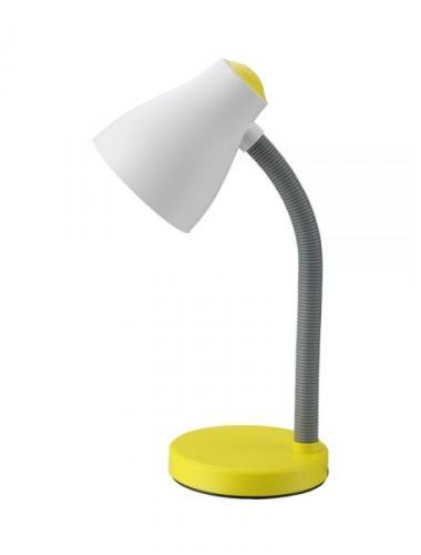 Lampka biurkowa Polux Sweet żółta (DSL-1110)