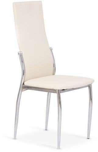 Halmar Krzesło K3 Chrom/Waniliowy