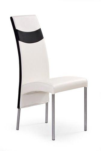 Halmar Krzesło K51 Biało-Czarne