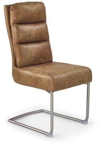Halmar Krzesło K207  brązowy