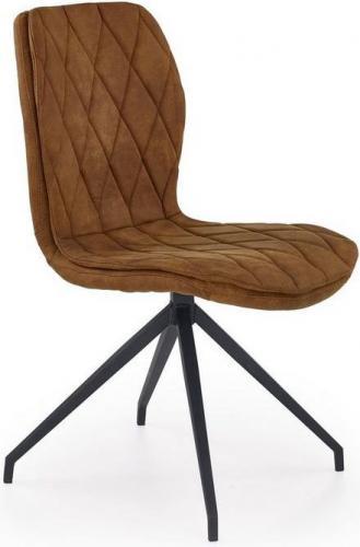 Halmar K237 Krzesło Brązowy