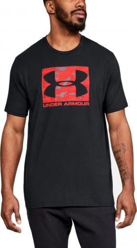 Under Armour Koszulka męska Boxed Sportstle SS Black r. L (1305660002)