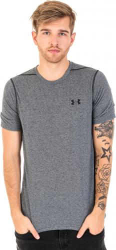 Under Armour Koszulka męska Threadborne T-Shirt Black/Graphite r. XL (1289588006)