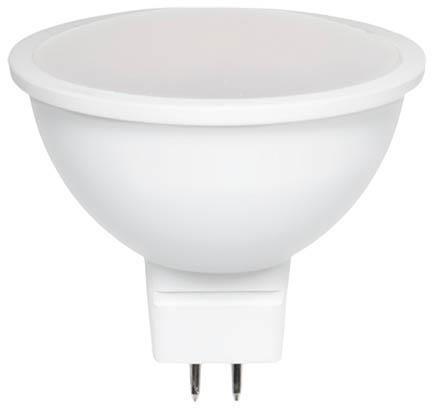 YASSNO LED GU5.3, 6W, MR16, 3000K (YB-04-013)