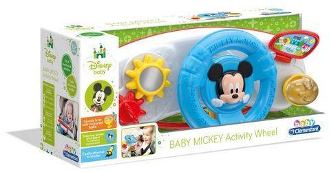 Clementoni Baby Miki. Interaktywna kierownica  (272523)