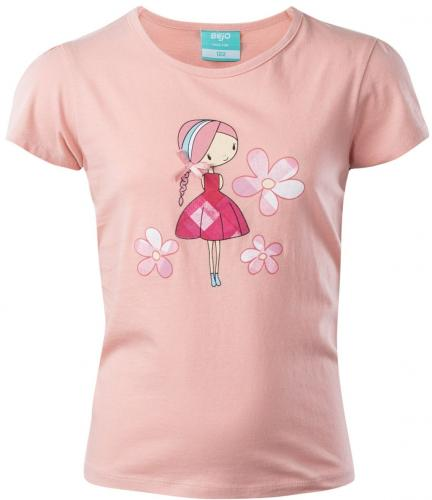 BEJO T-shirt dziecięcy Little KDG Blossom r. 128