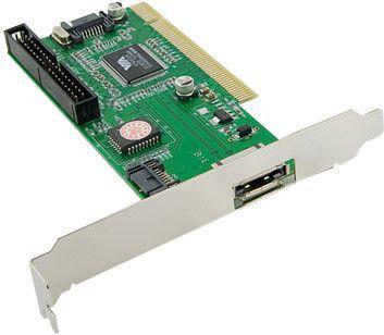 Kontroler 4World PCI e-SATA + SATA (05329)