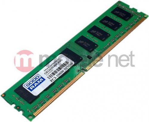 Pamięć GoodRam DDR3 4GB 1333MHz CL9 (GR1333D364L9/4G)