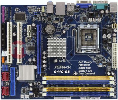 Płyta główna ASRock G41C-GS