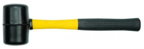 Vorel Młotek gumowy rączka z tworzywa sztucznego 370g  (33535)