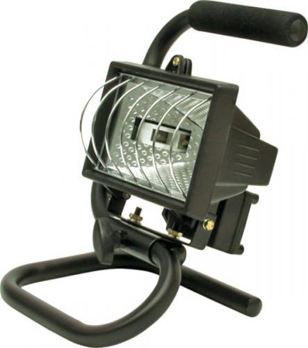 Naświetlacz Vorel Lampa przenośna halogenowa 400W 220V 82789