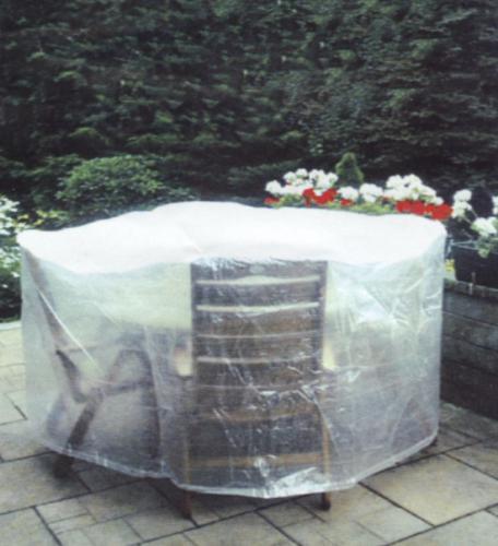 Pokrowiec na stół i krzesła ogrodowe 200x95cm