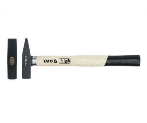 Yato Młotek ślusarski rączka drewniana 300g 300mm (YT-4503)