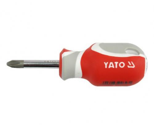 Yato Wkrętak krzyżakowy PH1x38mm SVCM55 YT-2641