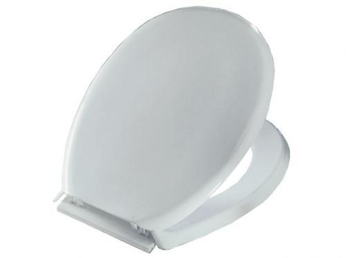 Deska sedesowa Bisk Malwa biała (80802)