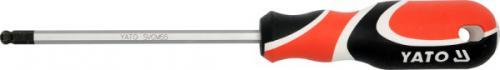 Yato Klucz trzpieniowy z rękojeścią hex z kulką 2x75mm (YT-1530)