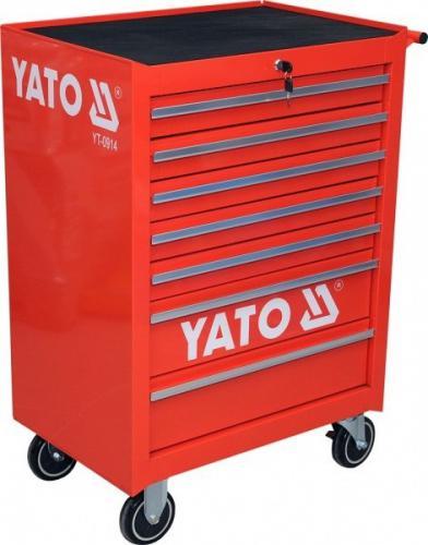 Wózek narzędziowy Yato 7 szuflad (YT-0914)
